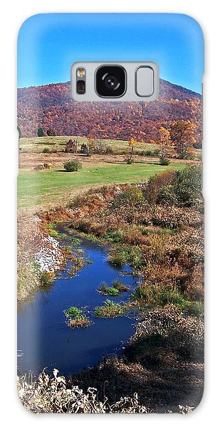 Creek In The Valley Galaxy Case