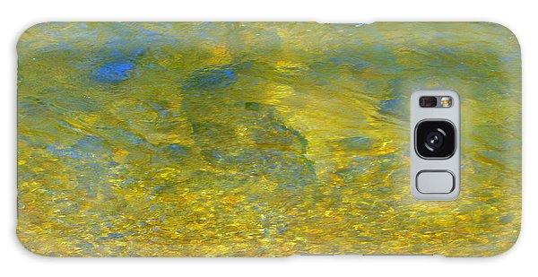 Creekwater Abstract Galaxy Case by Deborah  Crew-Johnson