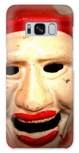 Creepy Clown Galaxy Case by Lynn Sprowl