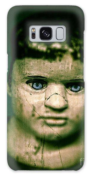 Voodoo Galaxy Case - Creepy Zombie Child by Edward Fielding