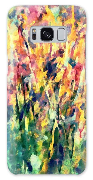 Crescendo Of Spring Abstract Galaxy Case
