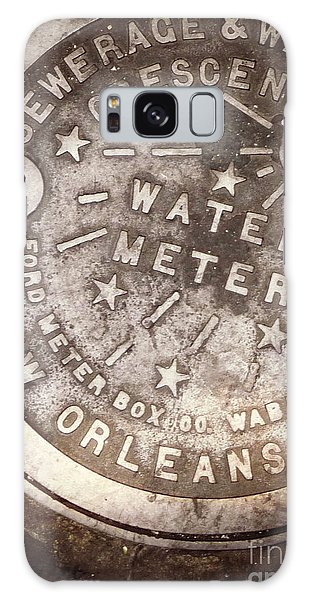 Crescent City Water Meter Galaxy Case