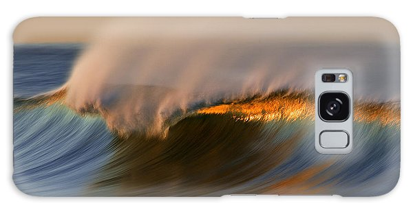 Cresting Wave Mg_0372 Galaxy Case by David Orias