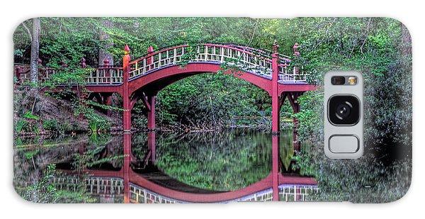 Crim Dell Bridge In Summer Galaxy Case by Jerry Gammon