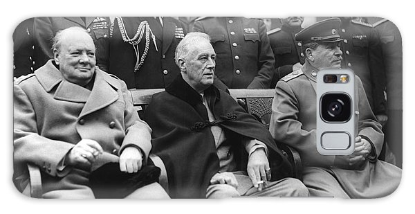 Crimean Conference In Yalta Galaxy Case