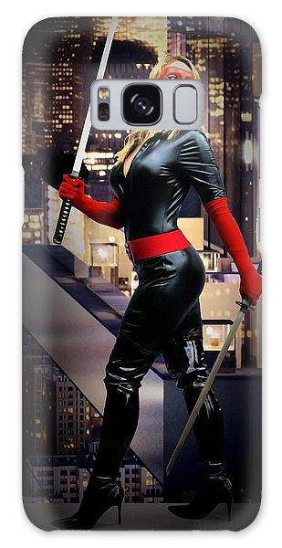 Crimson Avenger The Penthouse Watch Galaxy Case