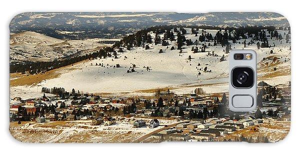 Cripple Creek Colorado Galaxy Case