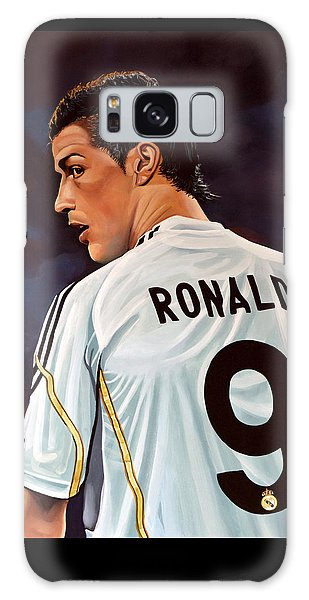 Cristiano Ronaldo Galaxy Case
