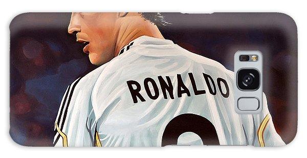 Heroes Galaxy Case - Cristiano Ronaldo by Paul Meijering