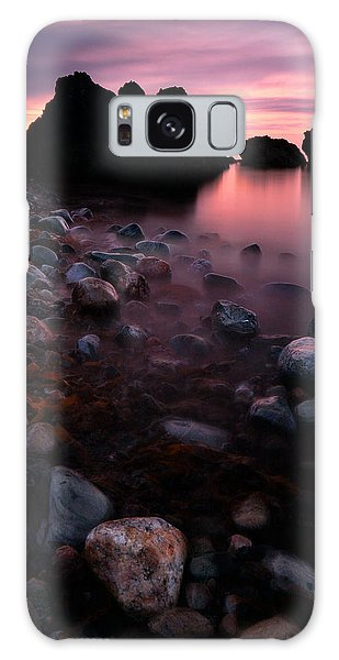 Cromarty Sunrise Galaxy Case