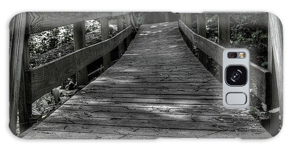 Crooked Bridge Galaxy Case