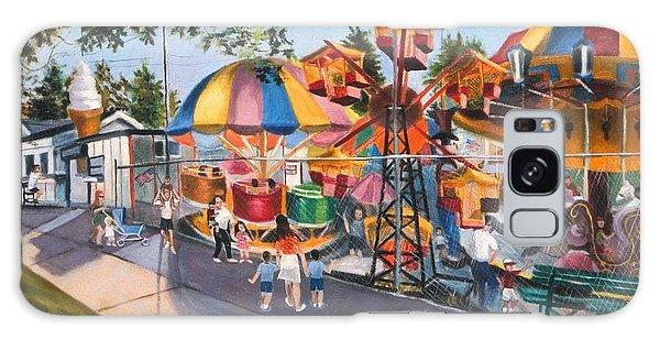Crossbay Amusement Park Galaxy Case