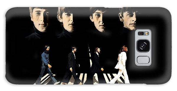 Crossing Into History The Beatles  Galaxy Case