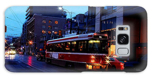 Crossing Spadina Galaxy Case by Nicky Jameson