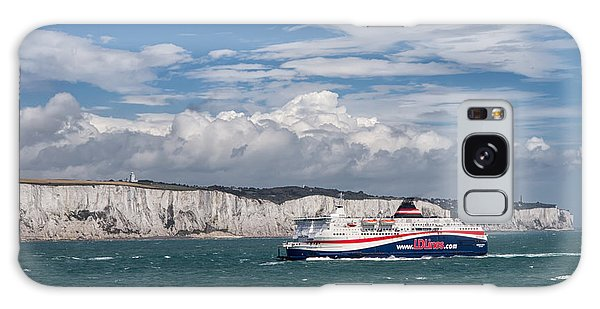 Crossing The English Channel Galaxy Case by Tim Stanley