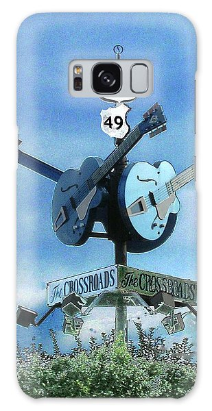 Crossroads In Clarksdale Galaxy Case
