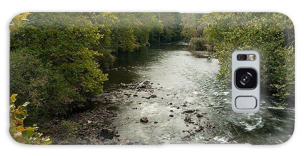 Croton River 1 Galaxy Case