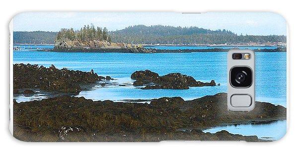 Crow Island Bay Of Fundy Nb Galaxy Case