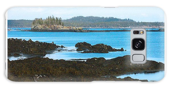 Crow Island Bay Of Fundy Nb Galaxy Case