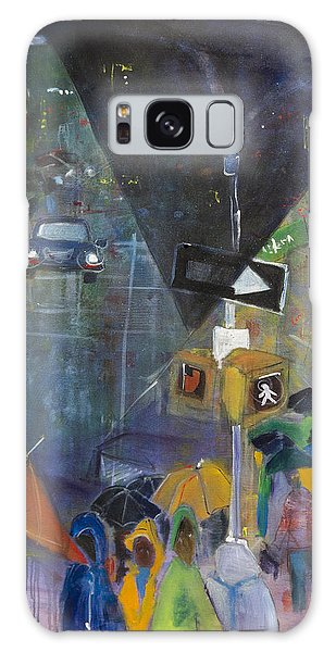Crowded Intersection Galaxy Case