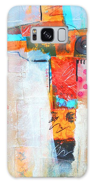 Wall Paper Galaxy Case - Cruciform 3 by Nancy Merkle