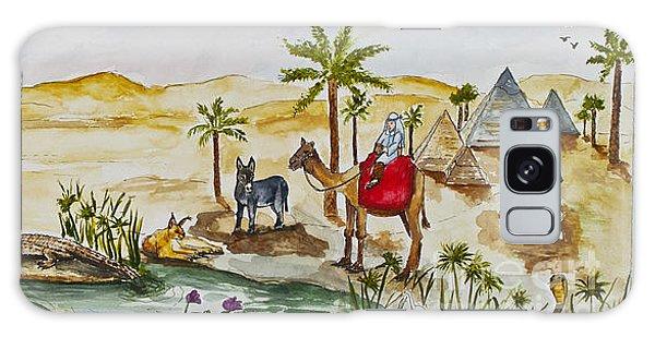 Cruising Along The Nile Galaxy Case