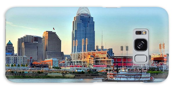 Cruising By Cincinnati Galaxy Case