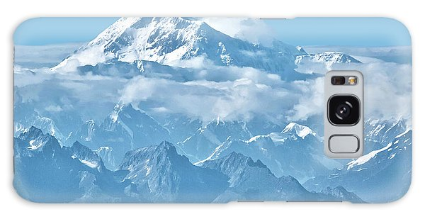 Crystal Clear Mt. Mckinley Galaxy Case