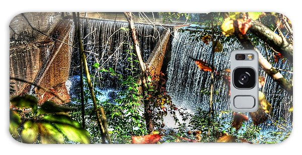 Crystal Lake Falls Galaxy Case