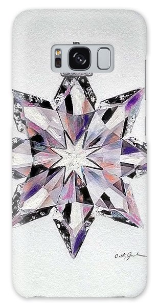 Crystal Ornament Galaxy Case