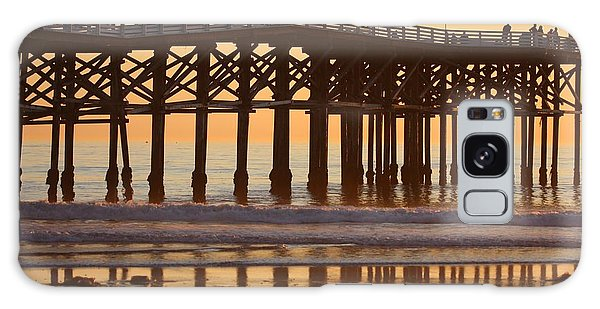Crystal Pier Galaxy Case