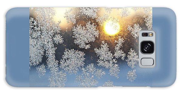 Crystal Sunrise Galaxy Case