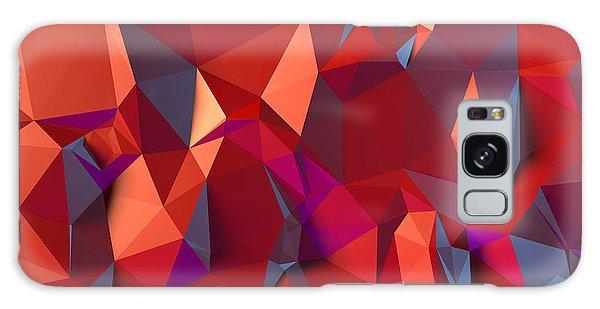 Crystal Volcanic Galaxy Case by Vitaliy Gladkiy