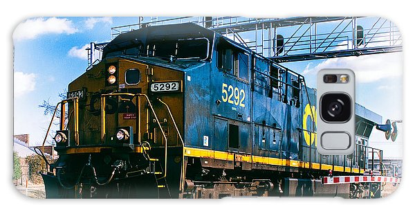 Csx 5292 Warner Street Crossing Galaxy Case