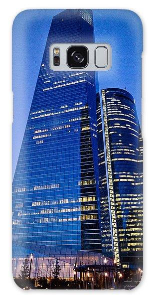 Cuatro Torres Business Area Galaxy Case