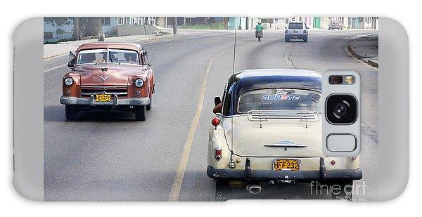 Cuba Road Galaxy Case
