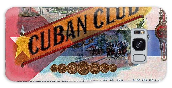 Cuba Vintage Galaxy Case