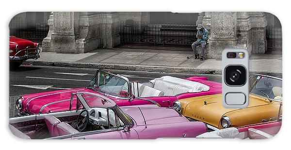 Old Road Galaxy Case - Cuban Dream by Pavol Stranak
