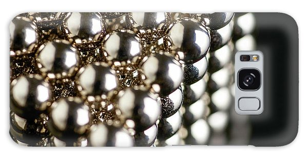 Controversial Galaxy Case - Cube Of Neodymium Magnets by Science Photo Library