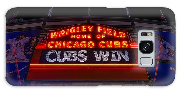 Cubs Win Galaxy S8 Case