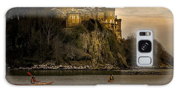 Culzean Castle Scotland Galaxy Case