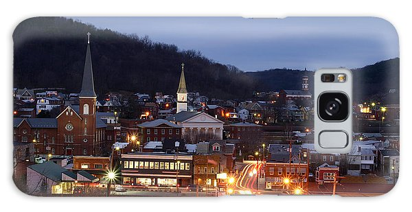Cumberland At Night Galaxy Case by Jeannette Hunt