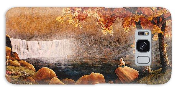 Cumberland Falls Galaxy Case