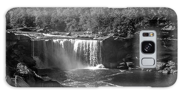 Cumberland Falls Five Bw Galaxy Case by Ken Frischkorn