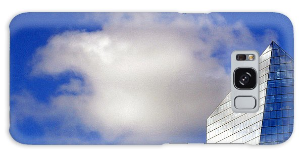 Cumulus And Cira Galaxy Case by Lisa Phillips