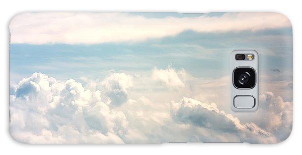 Cumulus Clouds Galaxy Case
