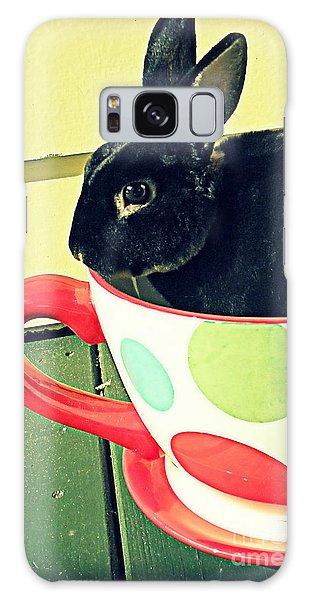 Cup O' Rabbit Galaxy Case
