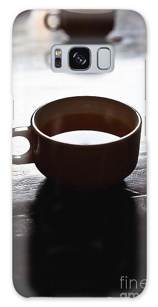 Cup Of Joe Galaxy Case