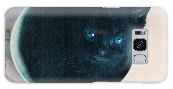 Cup O'kitty Galaxy Case