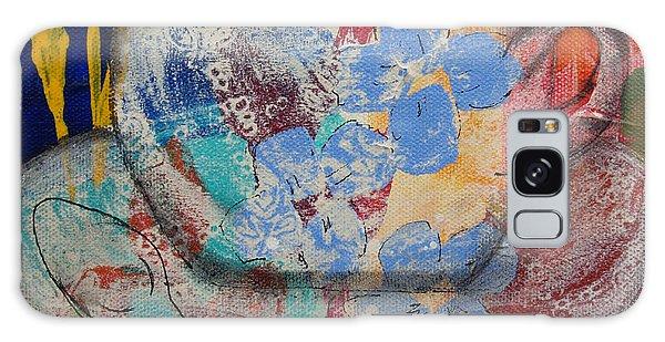 Cuppa Luv Galaxy Case by Robin Maria Pedrero